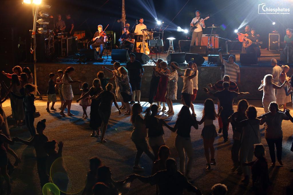 Ανοικτό Θέατρο Καρδάμυλα Χίος
