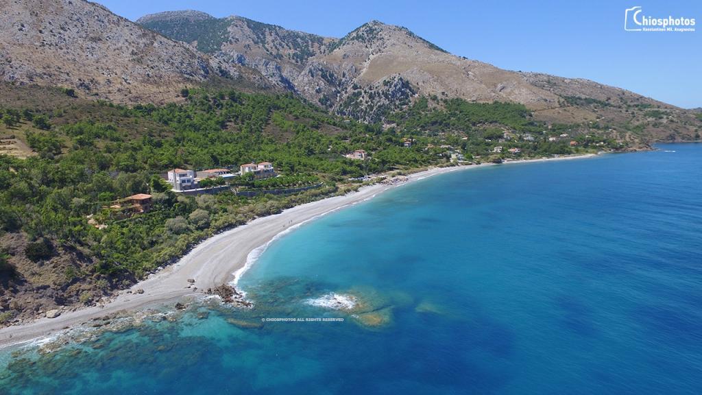 Παραλία Γιόσωνας Χίος