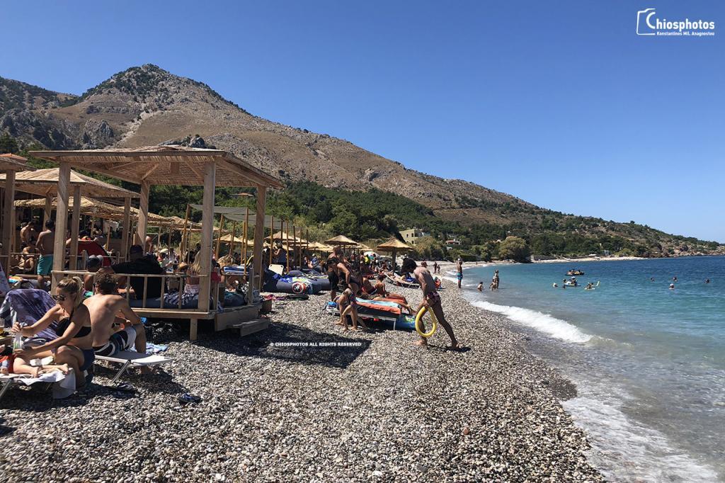 Παραλία Γιόσωνα Χίος