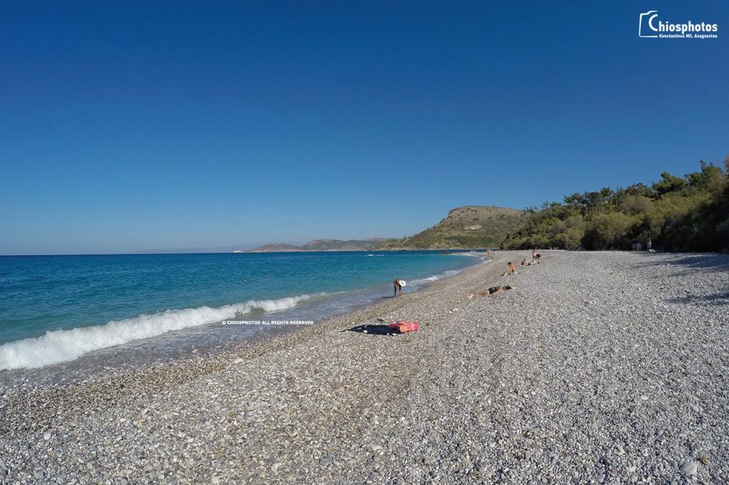 Παραλία Γιόσωνα Καρδάμυλα