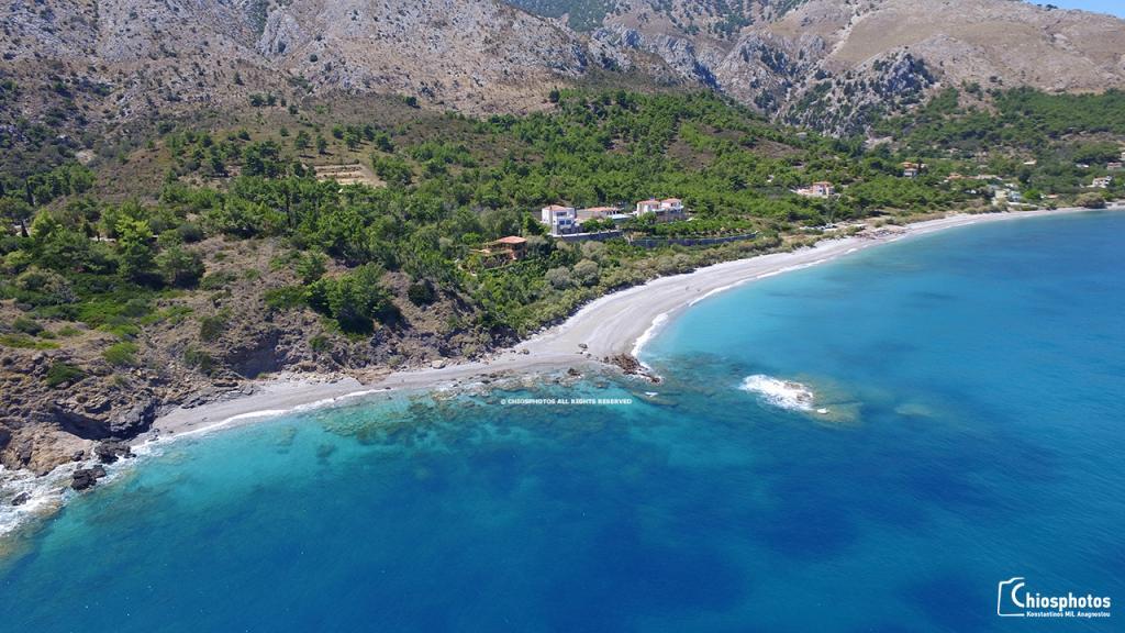 Παραλία Γιόσωνας Καρδάμυλα