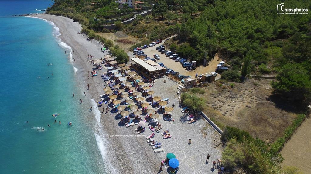 Yoso beach Χίος