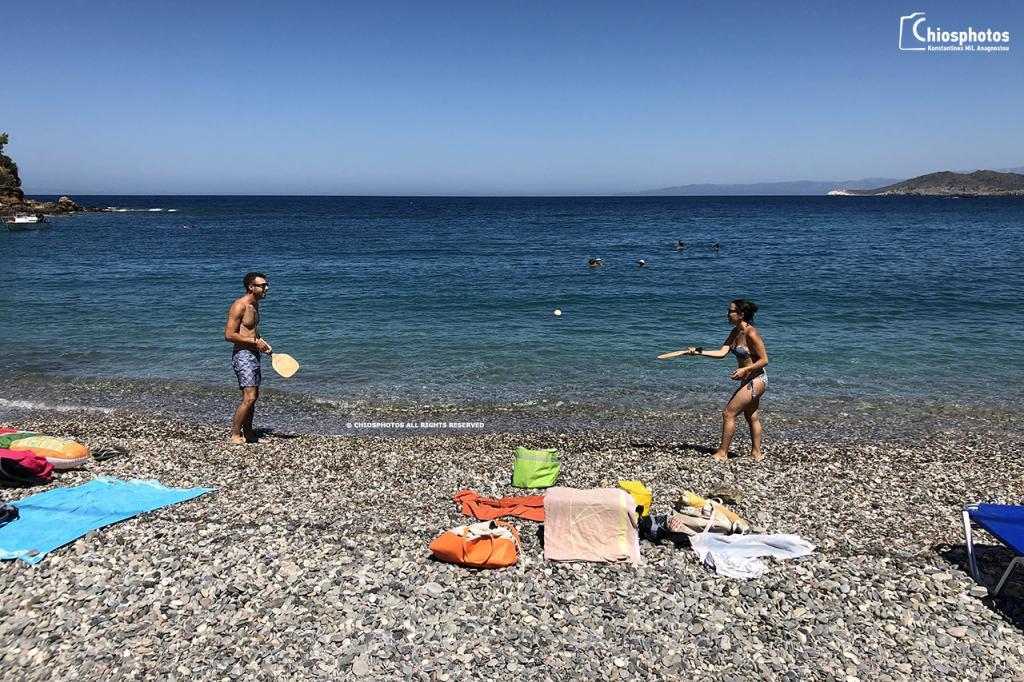 Παραλία Ναγός Χίος