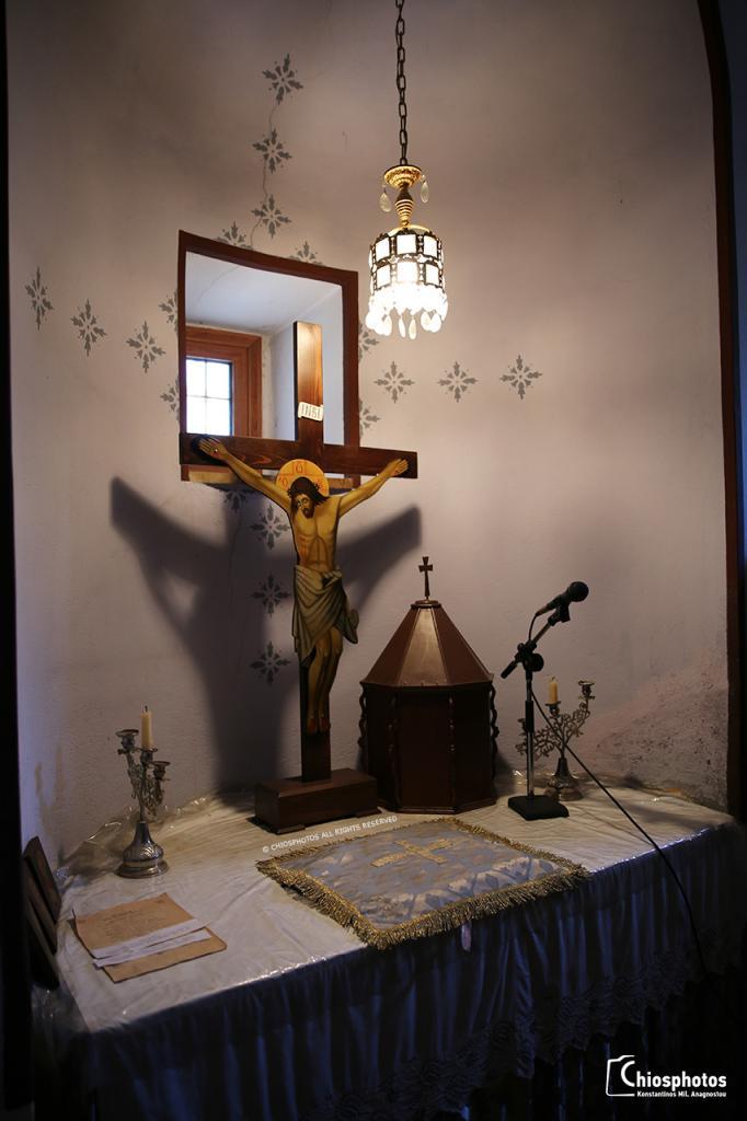 Ναός Αγίου Διομήδη Χίος