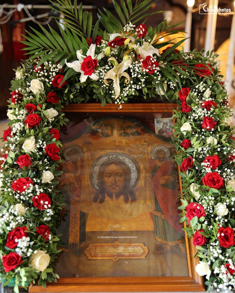 Εικόνα Αγίου Διομήδη
