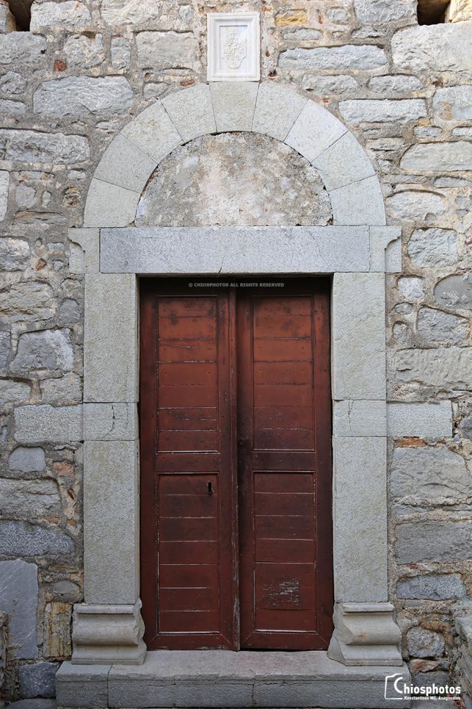 Εκκλησία Παλιού Ταξιάρχη Μεστά