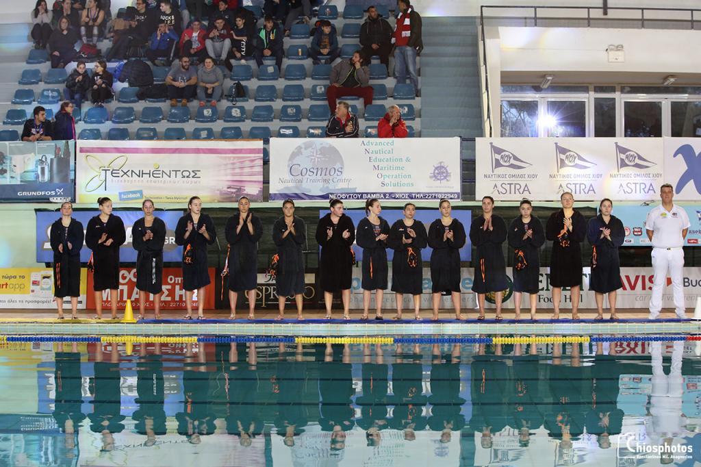 Ημιτελικός Final 4 Πόλο Γυναικών
