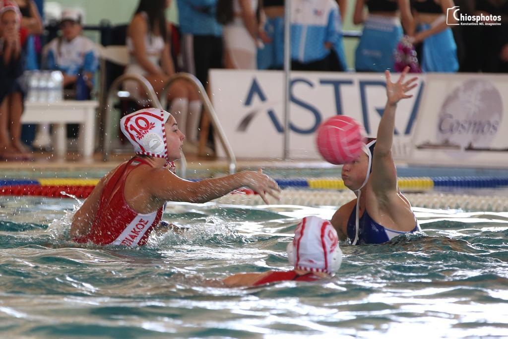 Τελικός Final 4 υδατοσφαίρισης Γυναικών