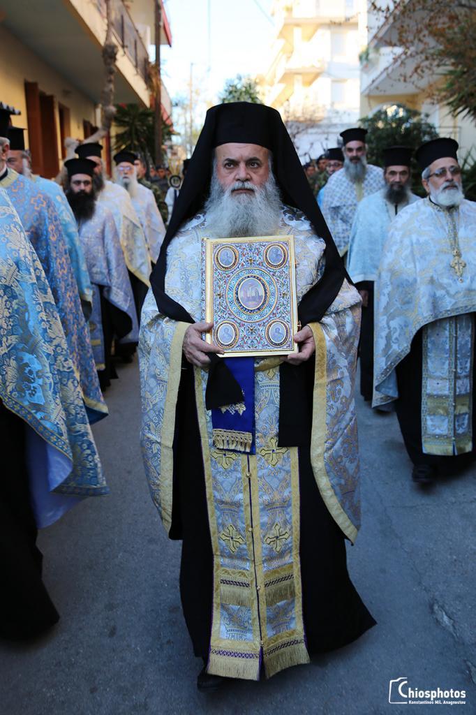 Παναγία Ευαγγελίστρια Χίου