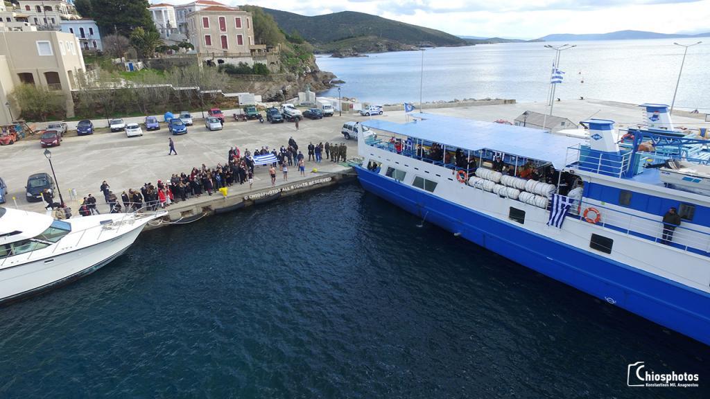 Λιμάνι Οινουσσών