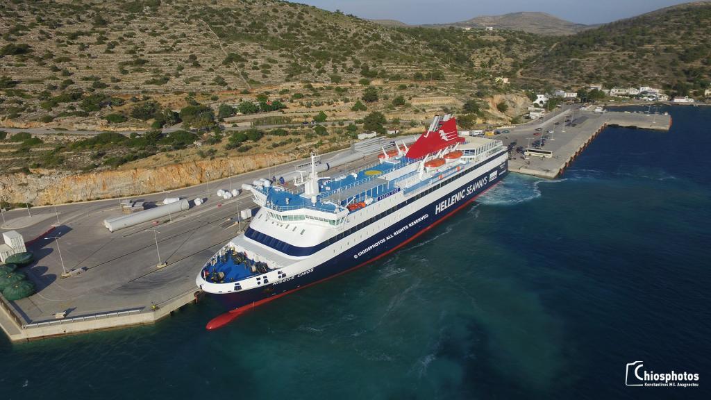 Ε/Γ-Ο/Γ Νήσος Χίος Hellenic Seaways