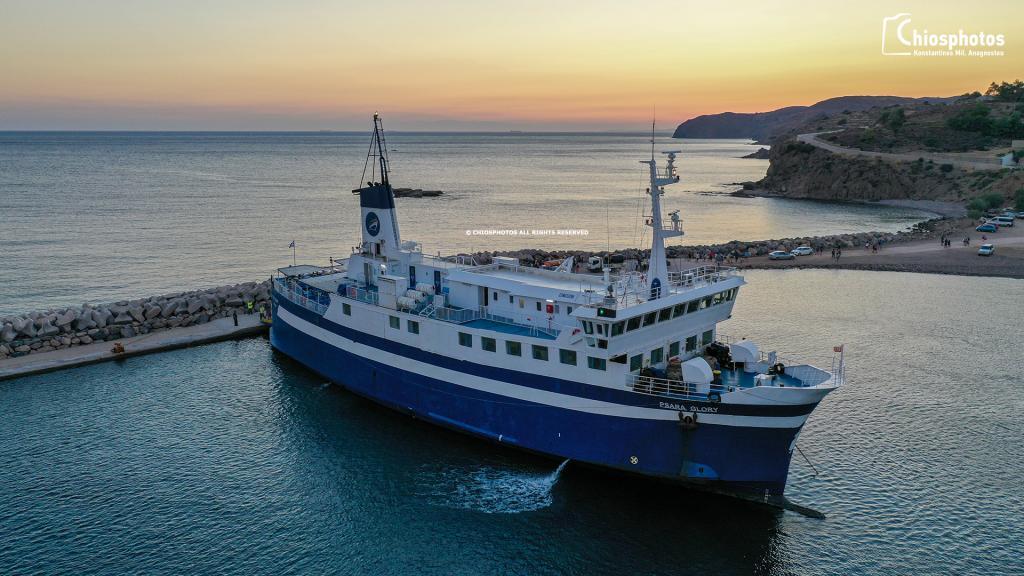 Λιμάνι Βολισσού Χίος