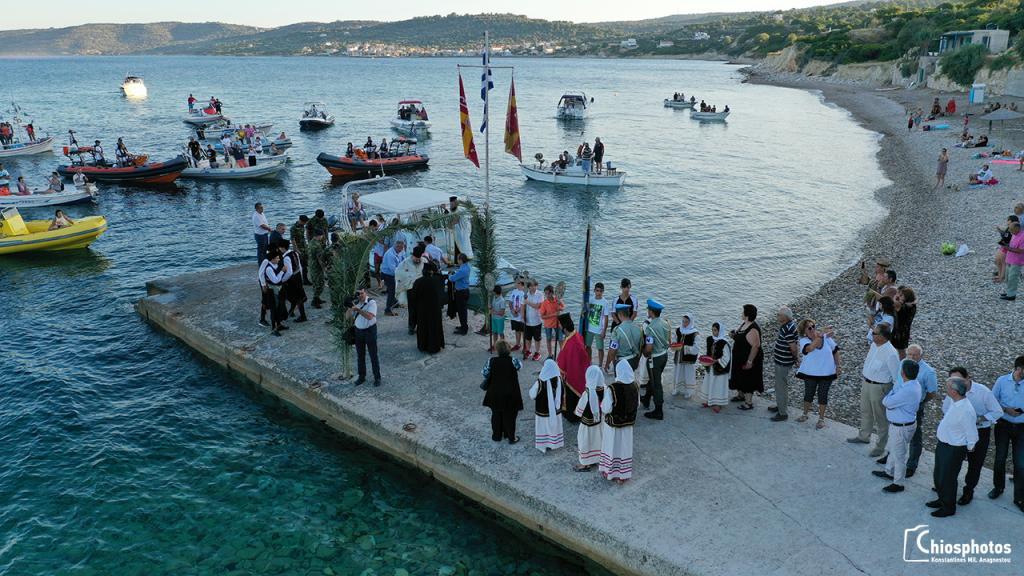 Άγιος Αιμιλιανός Καλλιμασιά Χίος