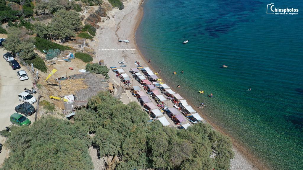Παραλία Βίρι Χίος