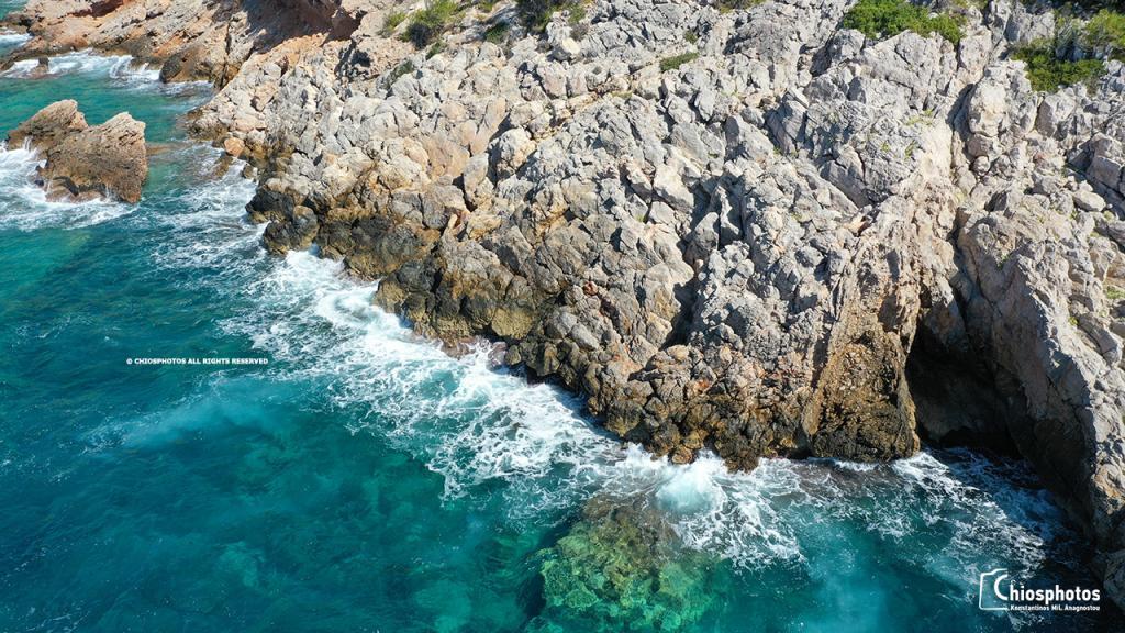Παραλία Γυάλι Χίος