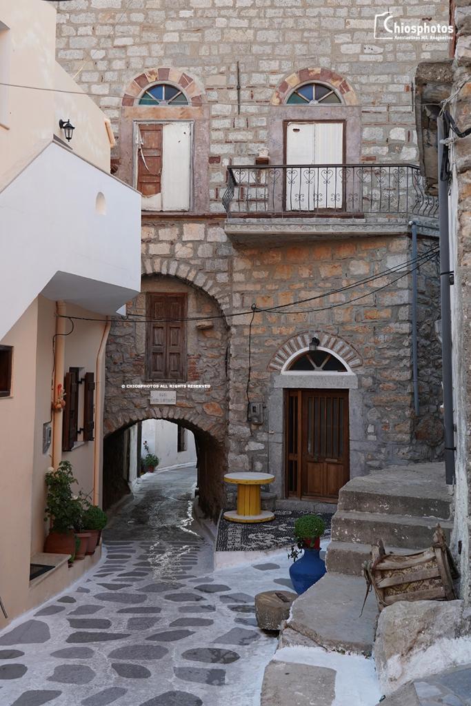 Μεσαιωνικό χωριό Ελάτα Χίος