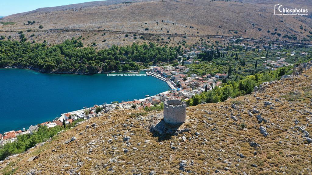 Λαγκάδα Χίος