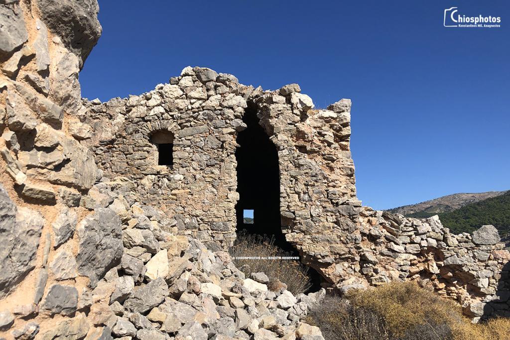 Μεσαιωνικό καστροχώρι Χίος