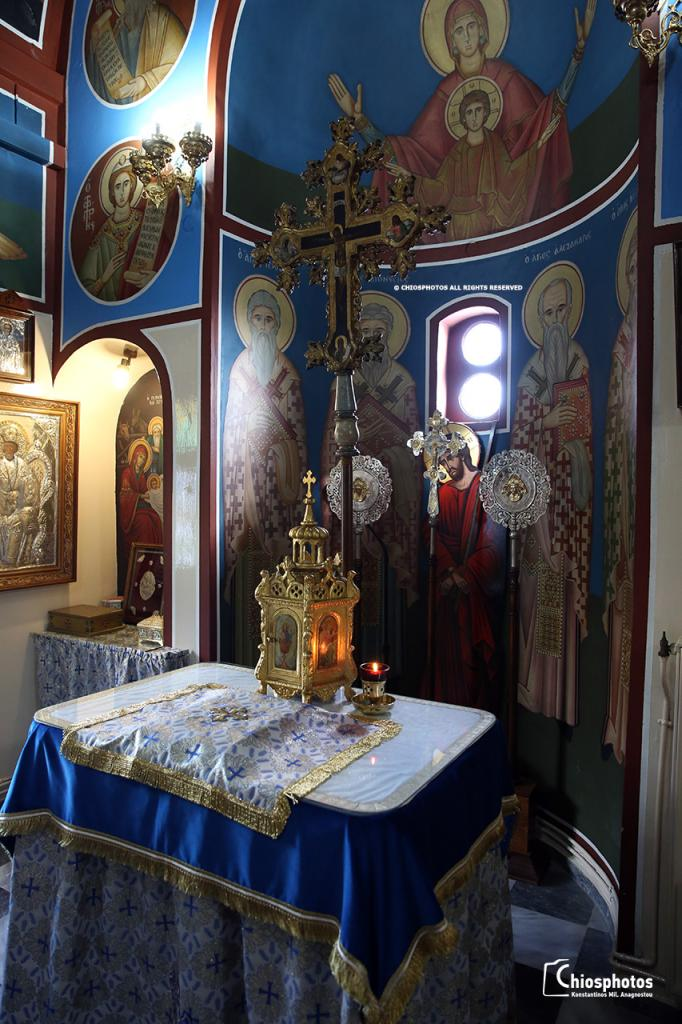 Ιερός Ναός Αγίου Νικολάου Νησί Χίος