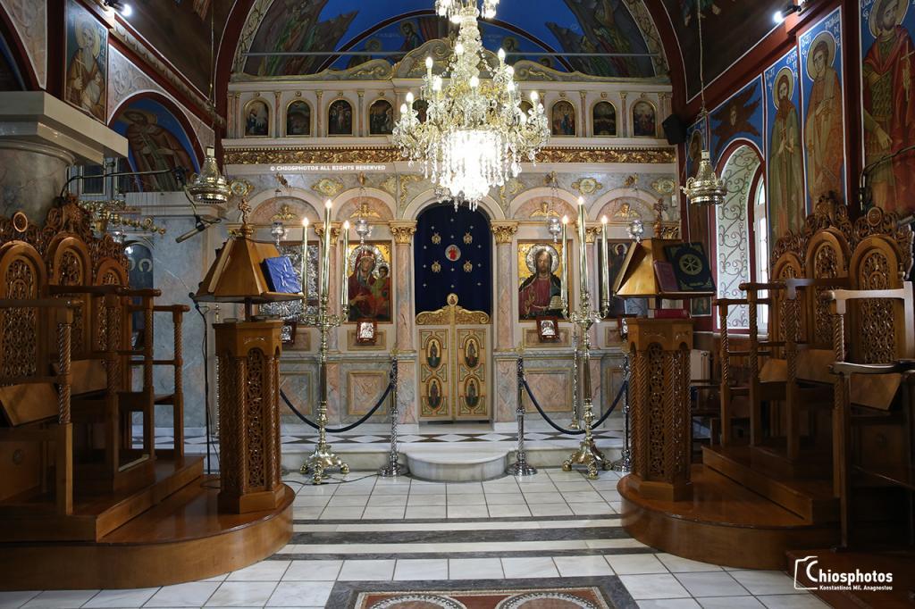 Εκκλησία Αγίου Νικολάου Νησί