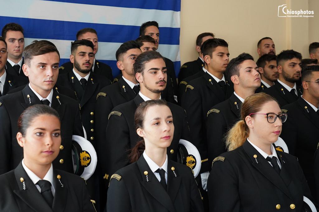 Τελετή υποδοχής πρωτοετών σπουδαστών 2019