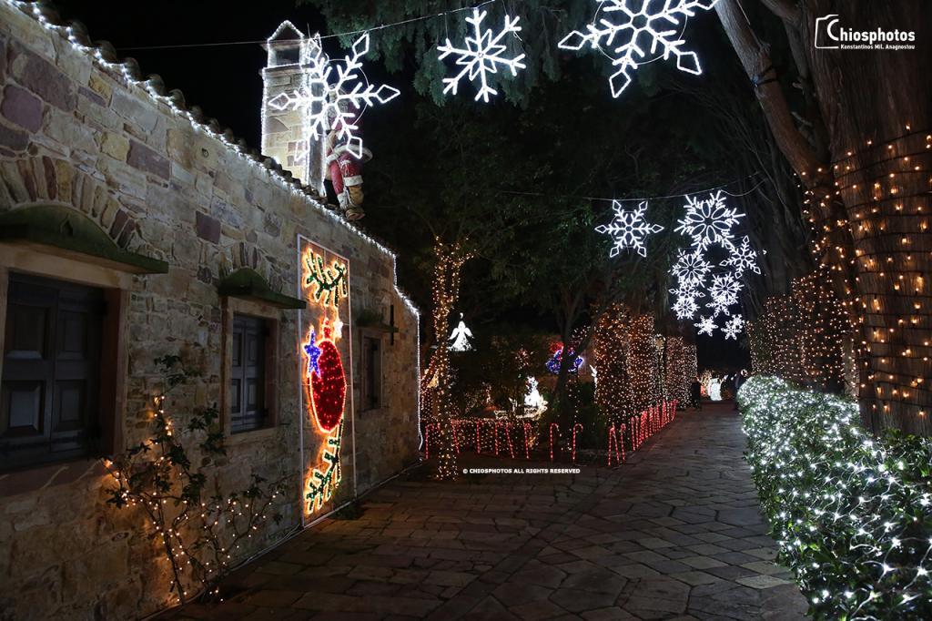 Χριστούγεννα 2019 Χίος