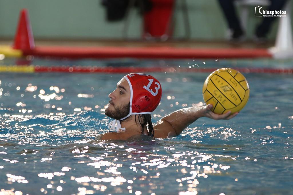 Τελικός Final 4 κυπέλλου υδατοσφαίρισης Ανδρών