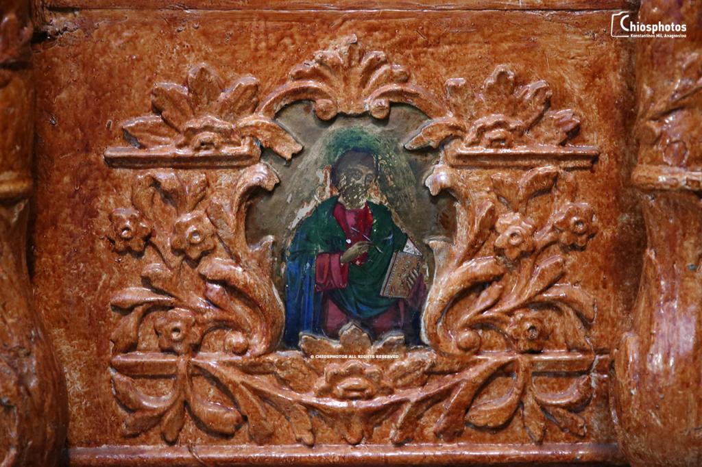 Μοναστήρι Άγιος Μάρκος Χίος