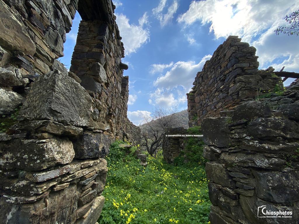 Εγκαταλελειμμένος οικισμός Τα Μάρκου Πισπιλούντα