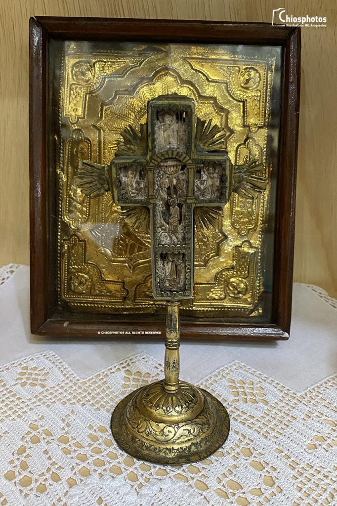 Αγία Τριάδα Ελάτας Χίου
