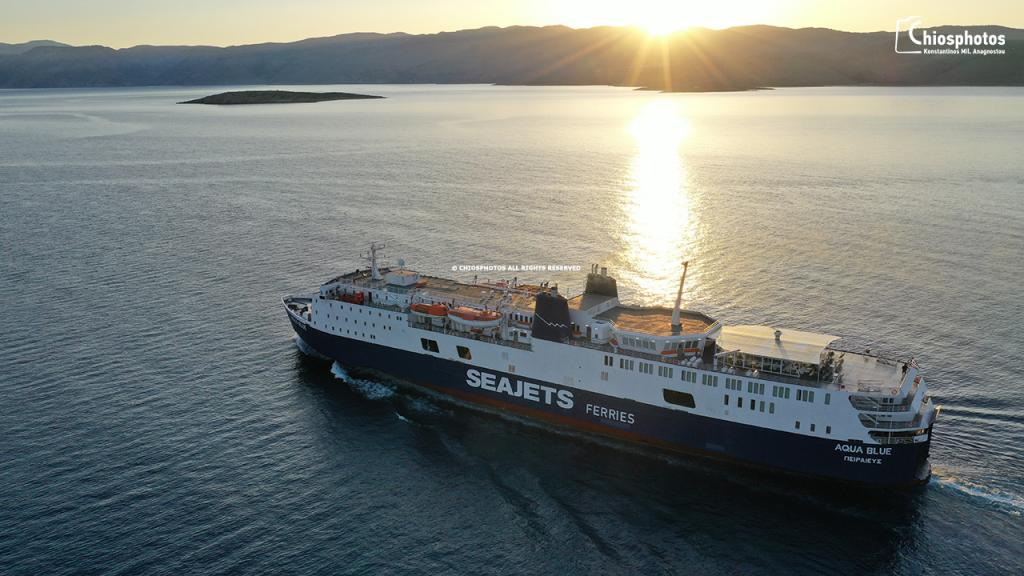 Seajets Ferries