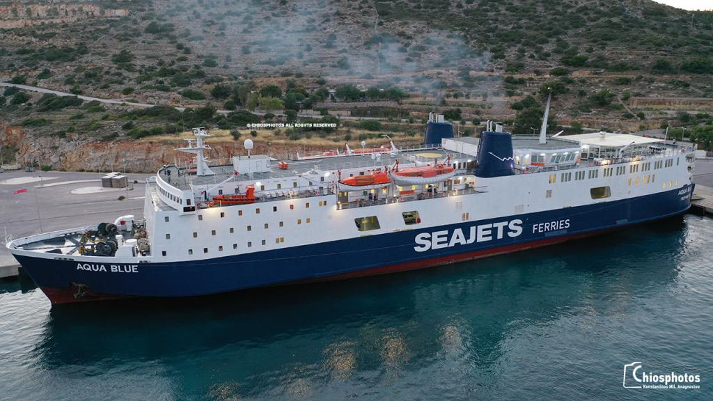 Ro-ro passenger ship