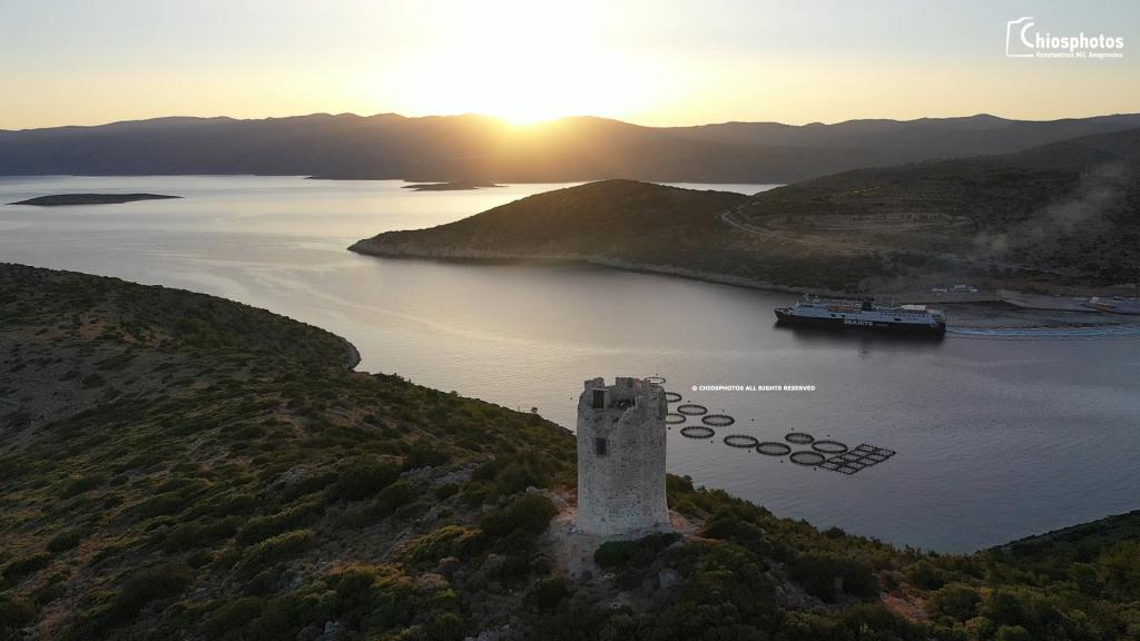 Λιμάνι Μεστών Χίου