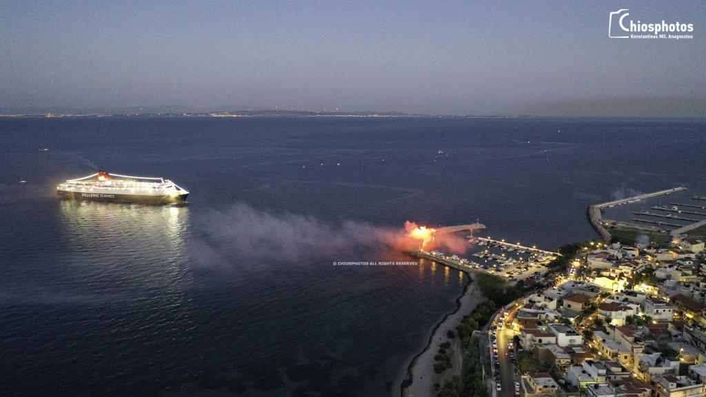 Αγία Παρασκευή Καστέλλο Χίος