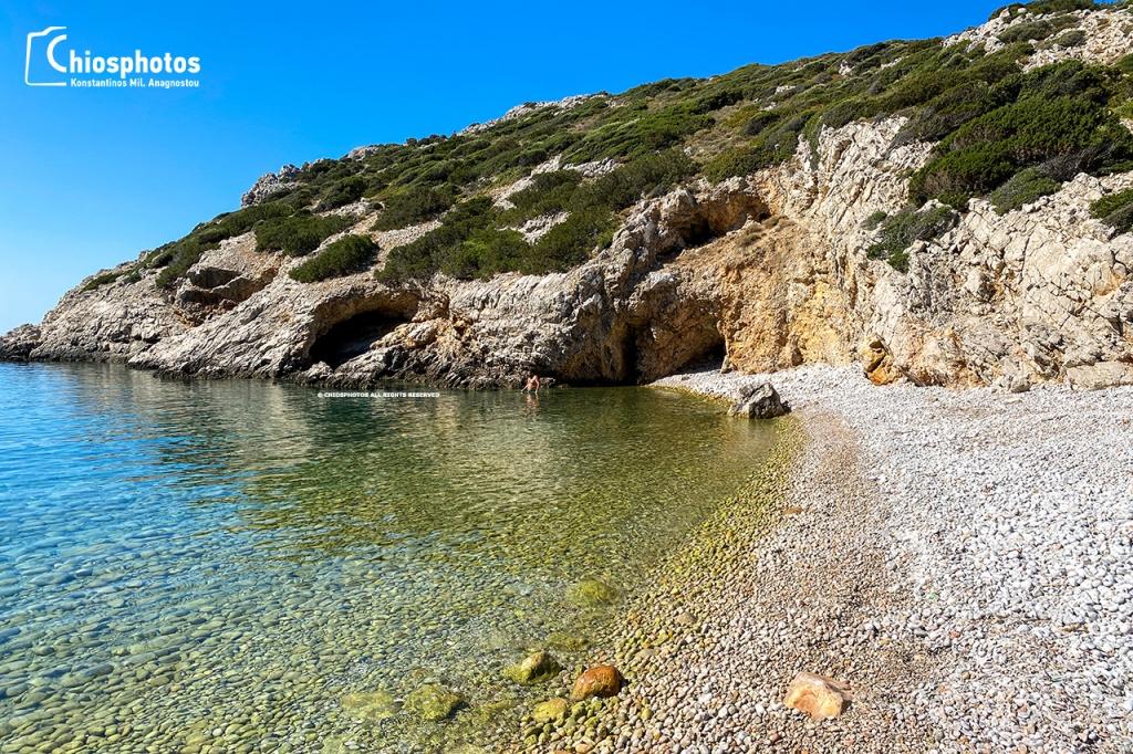 Παραλία Αγίου Νικήτα Χίος