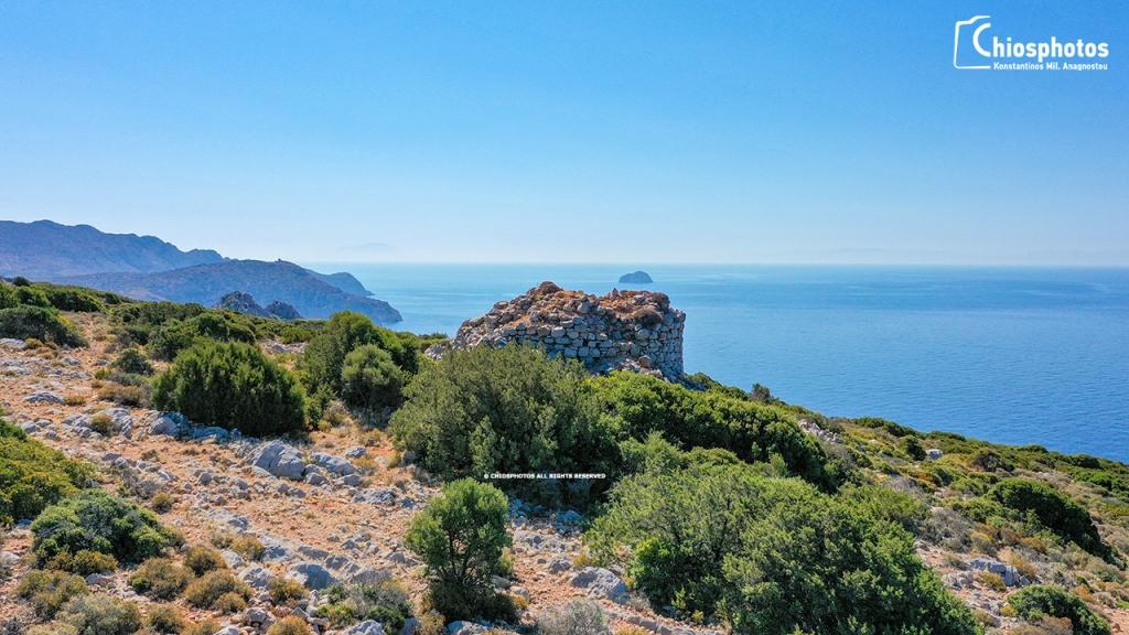 Παραλία Άγιος Νικήτας Χίου