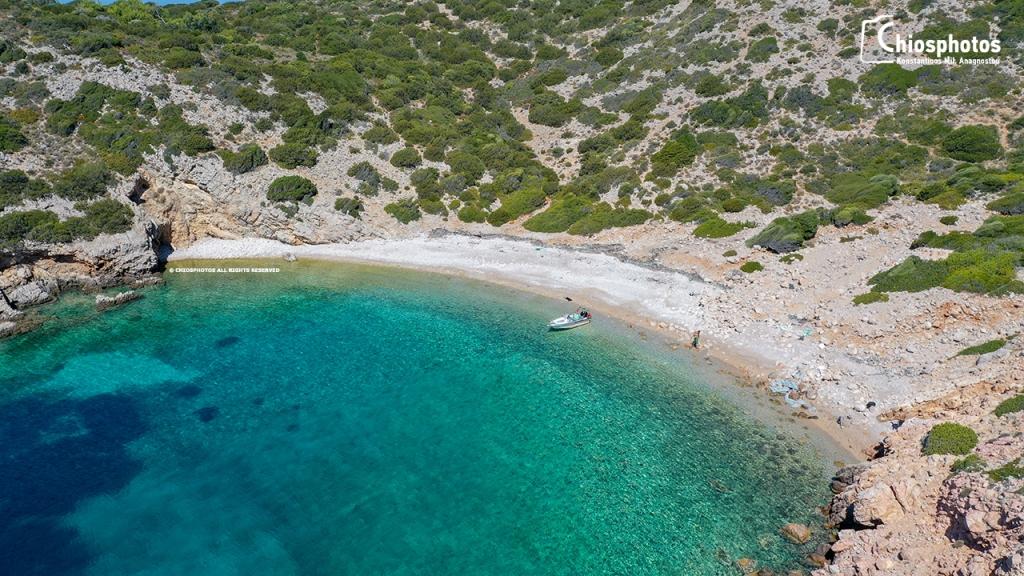 Παραλία Άγιος Νικήτας Χίος