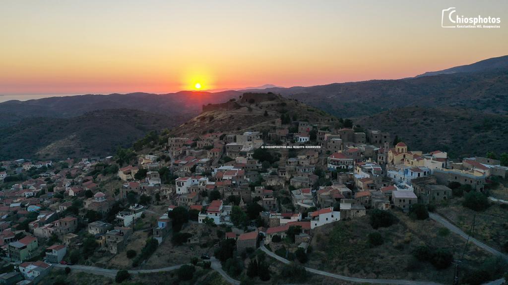 Βολισσός Χίος