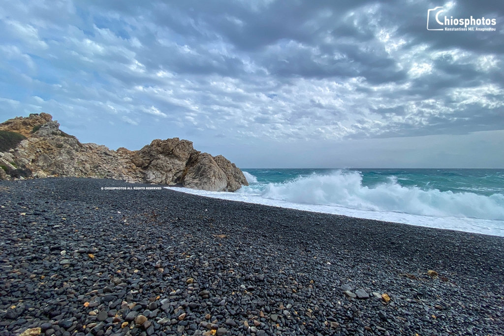 Μαύρα βόλια Χίος
