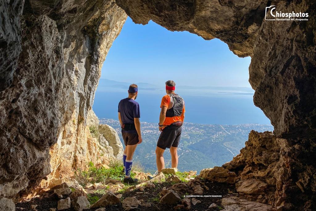 Πηγάνιο Όρος Καρυές Χίου