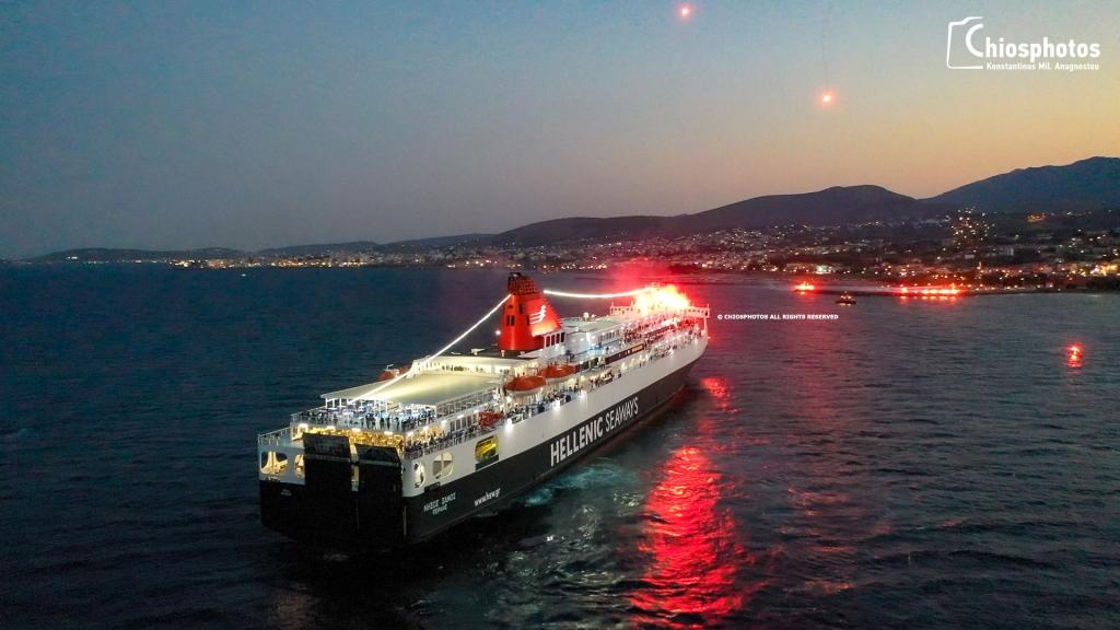 Αγία Παρασκευή Χίος