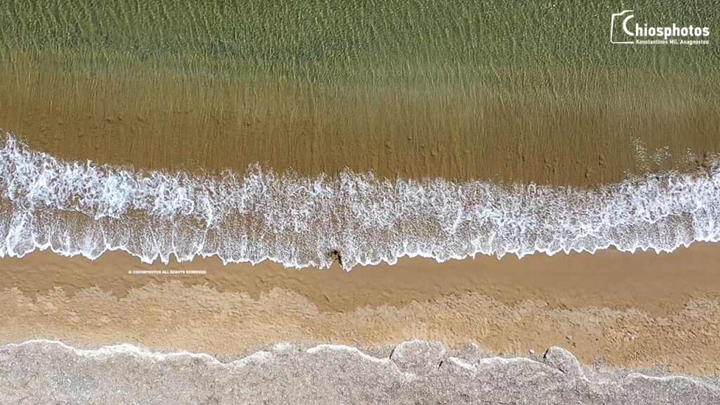 Παραλία Πραστιά Χίος