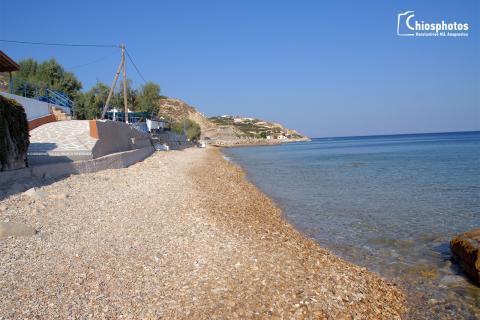 Παραλία Άγιος Γιάννης Χίος