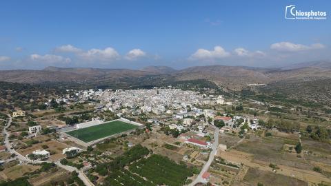 Χωριό Πυργί Χίος